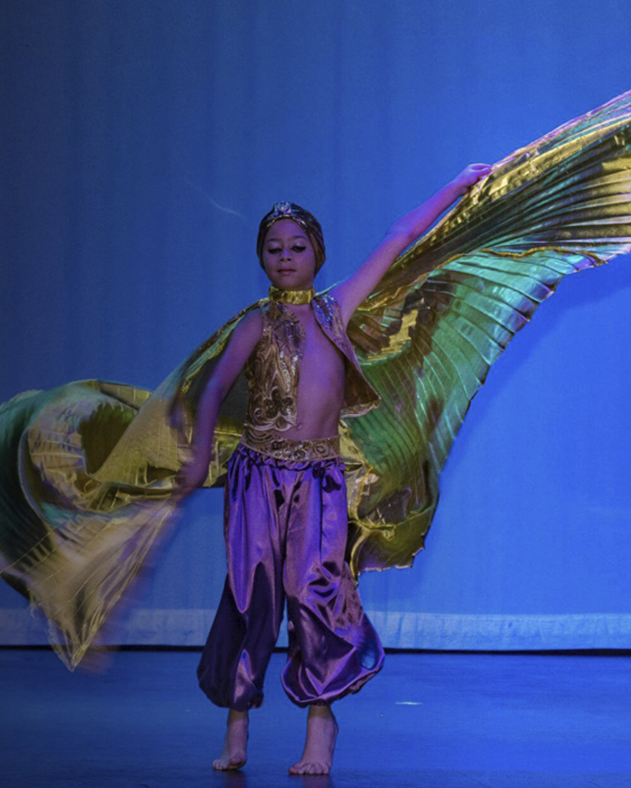 4 Belly Dancing Performers Photos