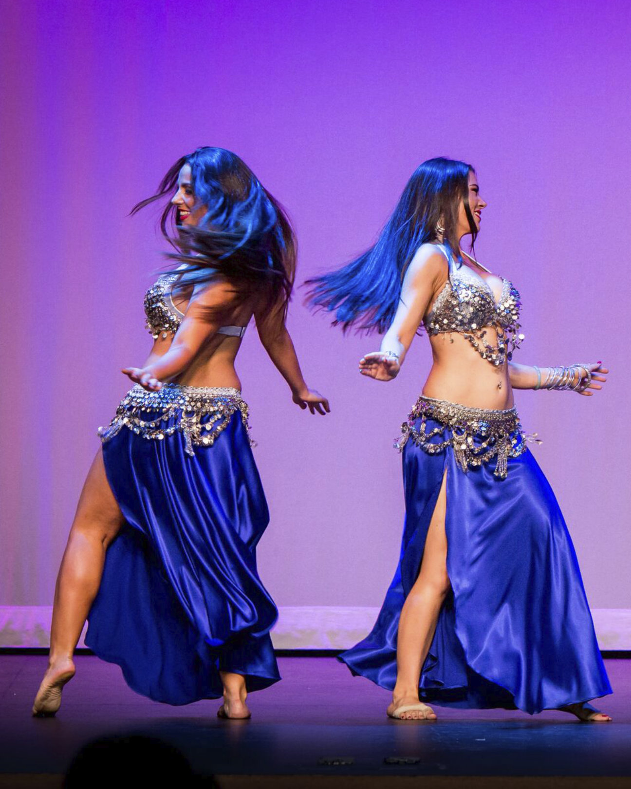 6 Belly Dancing Performers Photos