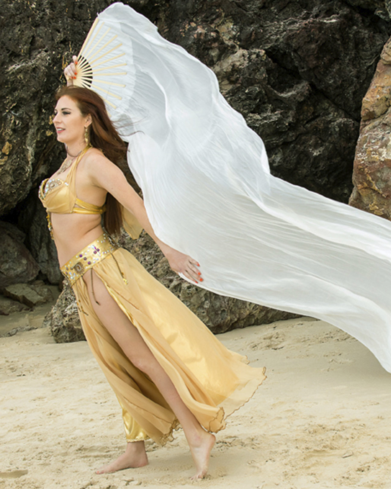 7 Belly Dancing Performers Photos